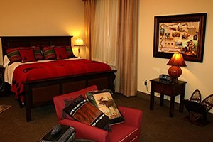 The Cody: Newer Contemporary Hotel in Cody :: Quiet and comfortable, this well-appointed & modern hotel offers free breakfast, wifi, fully-equipped fitness room, indoor pool, hot tub, laundry center & meeting space.