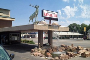 Buffalo Bill Antlers Inn Cody