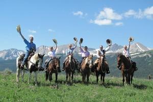 Dude Rancher's Association: Guest Ranch Lodging
