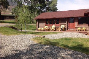 Cabins in Cody, Wyoming | Double Diamond X Ranch